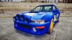 Subaru Impreza WRC 1998 Rally v2.0 Yellow