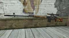 Sniper Rifle Dragunov.