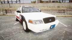 Ford Crown Victoria LC Sheriff [ELS] für GTA 4