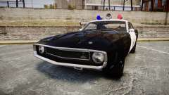 Shelby GT500 428CJ CobraJet 1969 Police