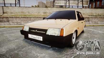 VAZ-2109 BRAS pour GTA 4