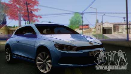 Volkswagen Scirocco 2011 pour GTA San Andreas