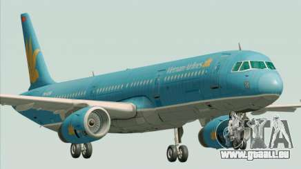 Airbus A321-200 Vietnam Airlines pour GTA San Andreas