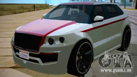 Huntley S pour GTA San Andreas