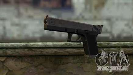 Glock from Half - Life Paranoia pour GTA San Andreas