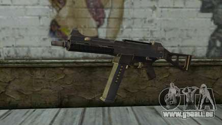 UMP45 from Spec Ops: The Line pour GTA San Andreas