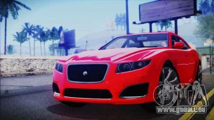 Lampadati Felon pour GTA San Andreas