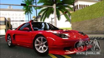 Honda NSX 2005 für GTA San Andreas