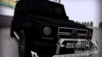 Brabus 800 für GTA San Andreas