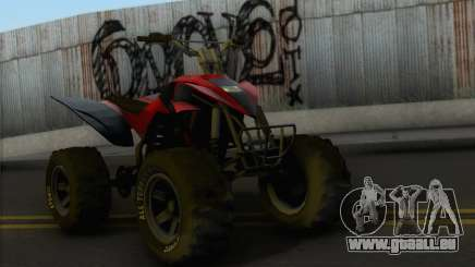 Quad from GTA 5 pour GTA San Andreas