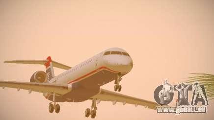 Bombardier CRJ-700 US Airways Express für GTA San Andreas