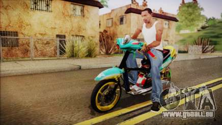 Yamaha Mio BiNgọc pour GTA San Andreas