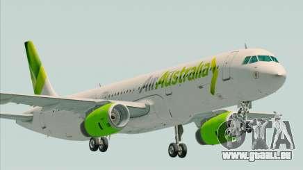 Airbus A321-200 Air Australia für GTA San Andreas