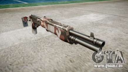 Ружье Franchi SPAS-12 Blutunterlaufenen für GTA 4