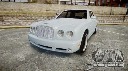 Bentley Arnage T 2005 Rims1 Chrome pour GTA 4