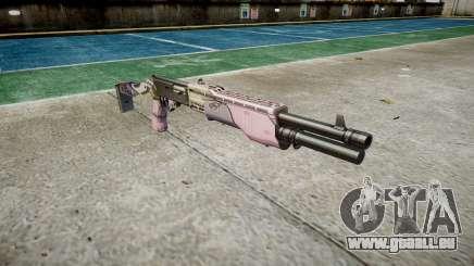 Ружье Franchi SPAS-12 Kawaii für GTA 4
