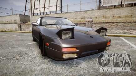Nissan 240SX S13 für GTA 4