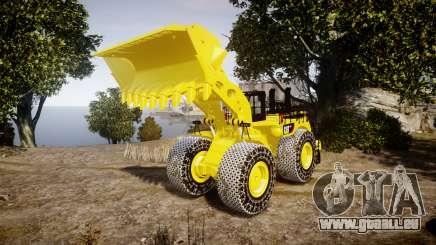 Caterpillar 994F pour GTA 4