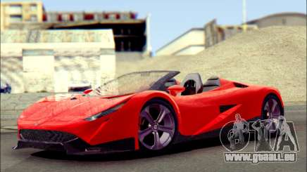Specter Roadster 2013 pour GTA San Andreas
