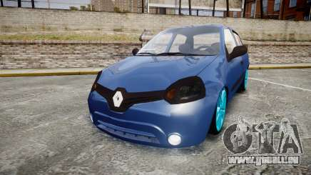 Renault Clio Mio 2014 pour GTA 4