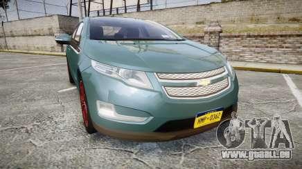 Chevrolet Volt 2011 v1.01 rims2 pour GTA 4