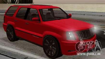 Albany Cavalcade für GTA San Andreas