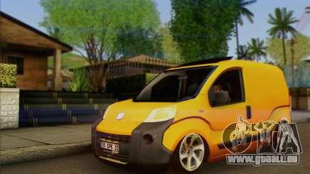 Fiat Fiorino pour GTA San Andreas