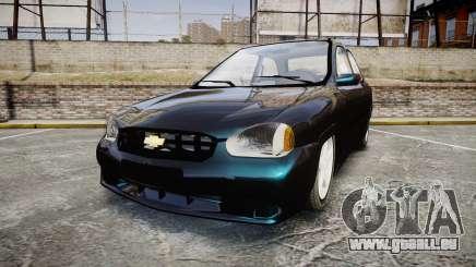 Chevrolet Corsa Classic 1.4 für GTA 4