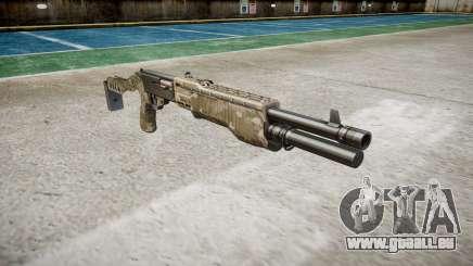 Ружье Franchi SPAS-12 DEVGRU für GTA 4