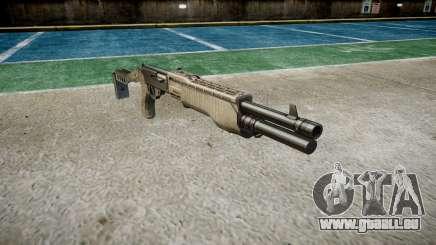 Ружье Franchi SPAS-12 A-TACS AU für GTA 4