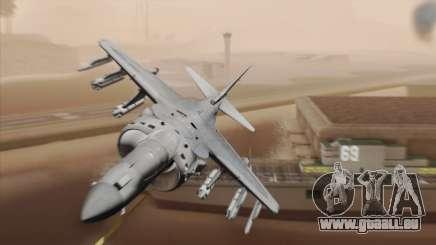 EMB AV-8 Harrier II USA NAVY pour GTA San Andreas
