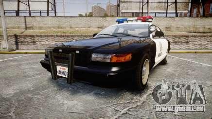 Vapid Police Cruiser MX7000 für GTA 4