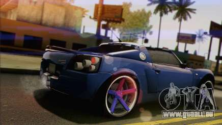Opel Speedster pour GTA San Andreas