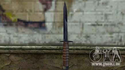 American couteau pour GTA San Andreas