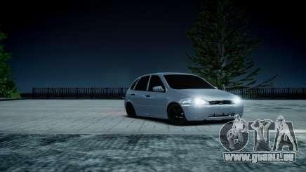 VAZ 1119 für GTA 4