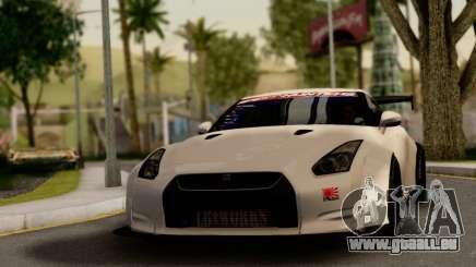 Nissan GTR Tuning pour GTA San Andreas