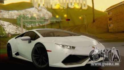 Lamborghini Huracan 2014 pour GTA San Andreas