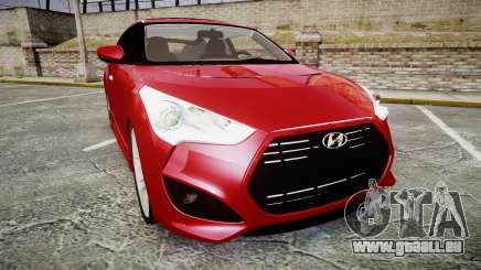 Hyundai Veloster Turbo 2012 pour GTA 4