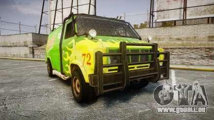 Kessler Stowaway Hans für GTA 4