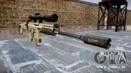 Fusil Mk 17 SCAR-H pour GTA 4
