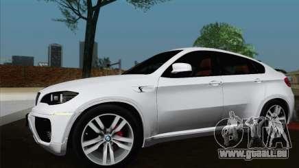 BMW X6M 2013 für GTA San Andreas