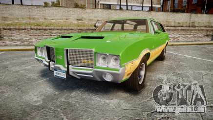 Oldsmobile Vista Cruiser 1972 Rims2 Tree6 pour GTA 4