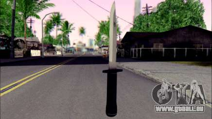Knife from Death to Spies 3 für GTA San Andreas