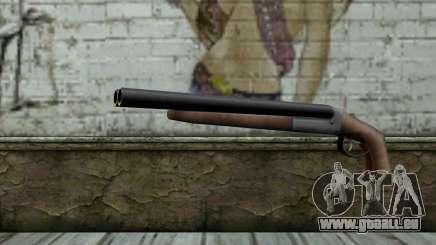 Sawn Off Shotgun from Beta Version für GTA San Andreas