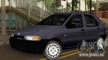 Fiat Palio EDX 1997 pour GTA San Andreas