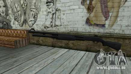 Benelli M3 Bump Mapping v2 pour GTA San Andreas