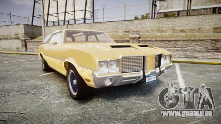Oldsmobile Vista Cruiser 1972 Rims1 Tree5 pour GTA 4