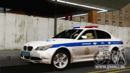 BMW 530xd DPS pour GTA San Andreas
