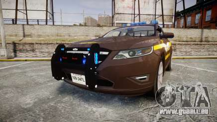 Ford Taurus Sheriff [ELS] Virginia pour GTA 4