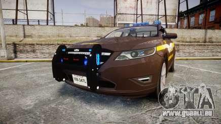 Ford Taurus Sheriff [ELS] Virginia für GTA 4